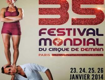 35 Jahre Cirque de demain