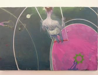 Art Cologne 2014: Trapez-Akt auf 11.3