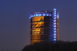 Der schöne Schein im Gasometer Oberhausen