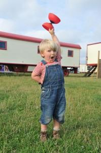 Circus-Workshops für die Kleinsten