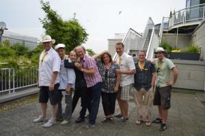 Die Jury des Kleinkunstfestivals Usedom 2014