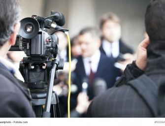 Videotechnik im Einsatz