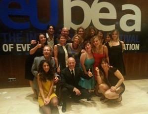 Das Team des EuBEA-Awards