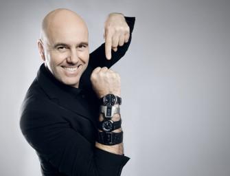 Medienrummel für Zauberer und Taschendieb Giovanni Alecci