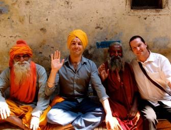 """Das """"Indien-Experiment"""" – Künstler auf der Suche nach Inspiration"""