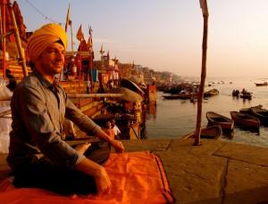 """Salim am Fluss - erkennt man den """"falschen"""" Inder?"""