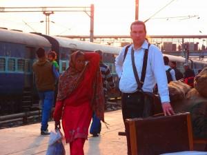 Klirr deLuxe in Indien - Experiment und Inspiration