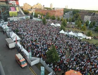 Mehr Sicherheit für Events dank mobilem Personenzähler
