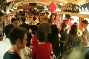Sonderzüge von rail event sind bestens geeignet für Firmenevents und Incentives