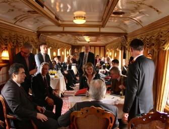 rail event: Bahnreisen und Sonderzüge für Firmenevents