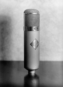 Ein Mikfrofon-Klassiker: Neumann U 47