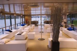 Pure-liner: Ein Schiff als Event-Location