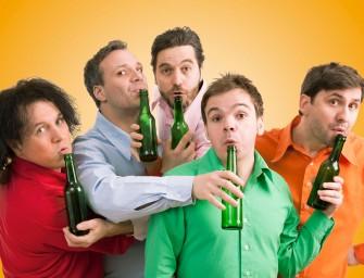 GlasBlasSing Quintett: Volle Pulle voraus!