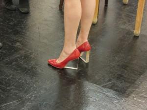 ART COLOGNE auffallen mit Schuhen