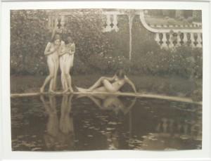 Edward Weston, Marion Morgan Dancers 1921, Galerie Johannes Faber