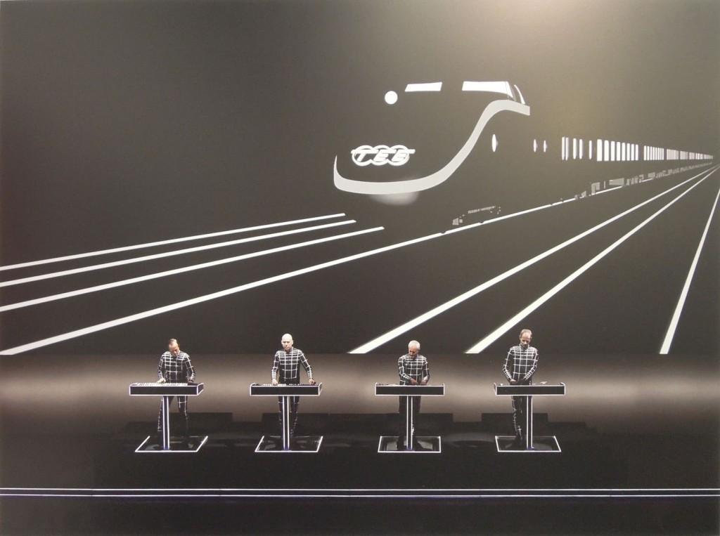 Peter Boettcher, Kraftwerk Tee Tokyo, Galerie Löhrl