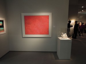 Yayoi Kusama, Dots Obsession, Galerie von Vertes