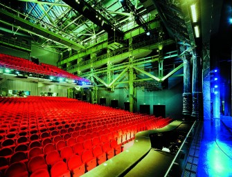 Colosseum Theater: Eventlocation mit Industrie-Charme