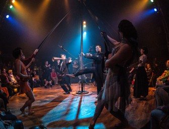 Quilombo – 10 Jahre Cirque Bouffon