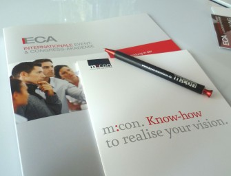 IECA: Nebenberufliche Weiterbildung zum Eventmanager