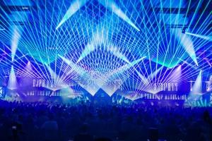 Showlasersysteme von Laserworld 3