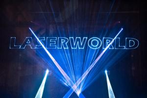 Lasershow mit Showlasersystemen von Laserworld 2