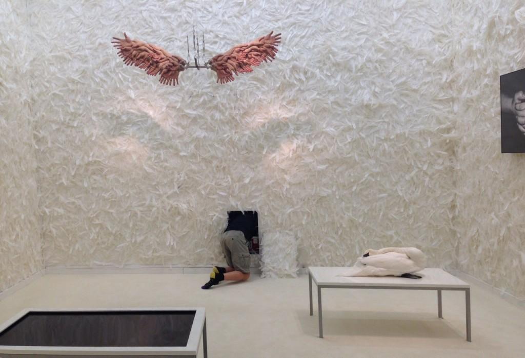 """Ausstellung """"Gehorsam"""" von Peter Greenaway  4"""