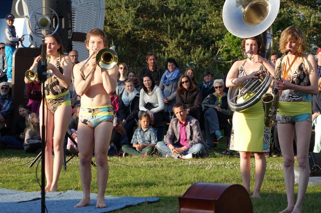 Fillage aus Belgien auf dem Kleinkunstfestival 2