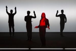 Theaterevent Faust von Robert Wilson 2