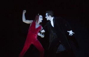 Theaterevent Faust von Robert Wilson