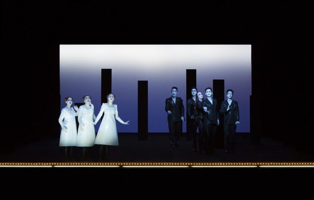 Theaterevent Faust von Robert Wilson 3