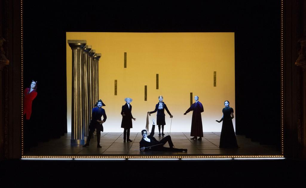 Theaterevent Faust von Robert Wilson 4