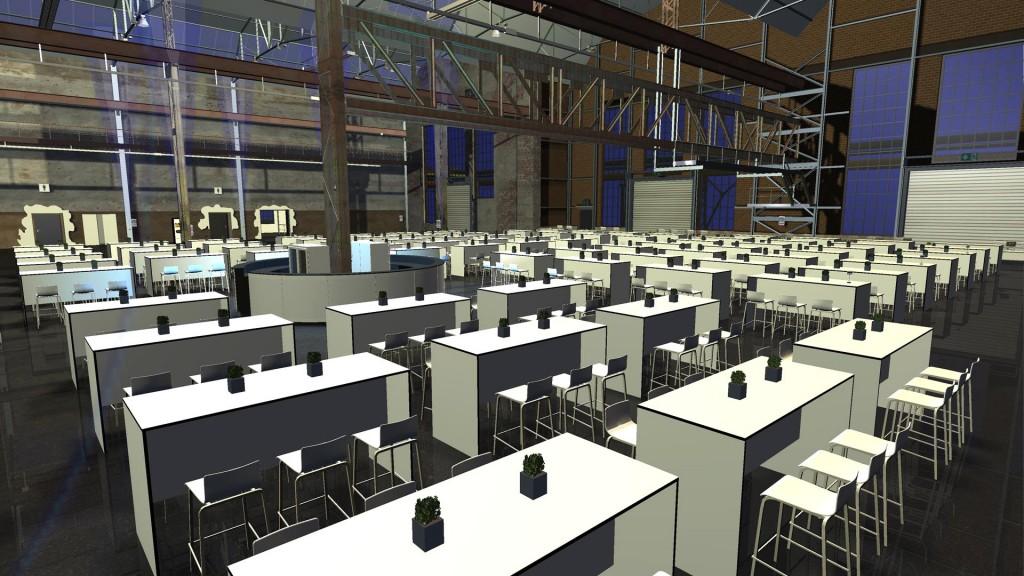 3D-Eventplanung easyRAUM 3
