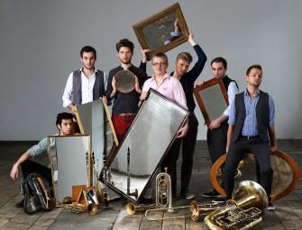 Federspiel: Moderne Blasmusik aus Österreich