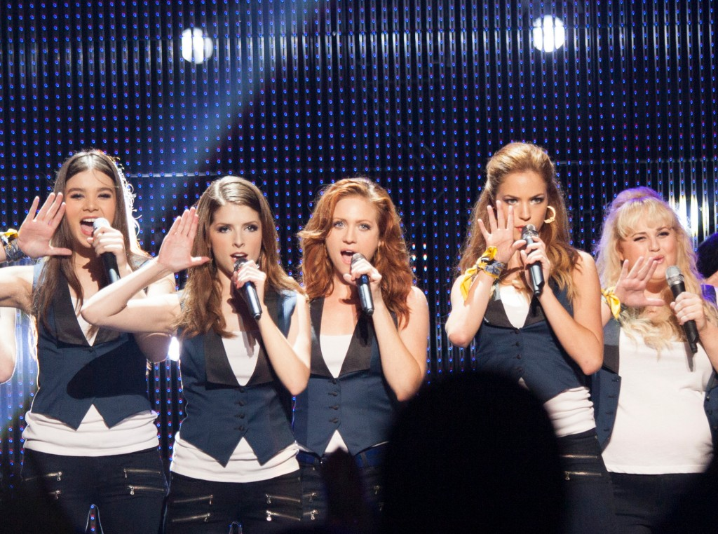 A-cappella Pitch Perfect