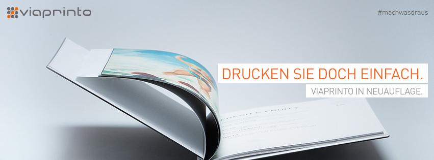 Online-Druckerei viaprinto 2