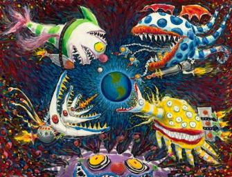 Tim Burton – einer, der im Dunkeln leuchtet