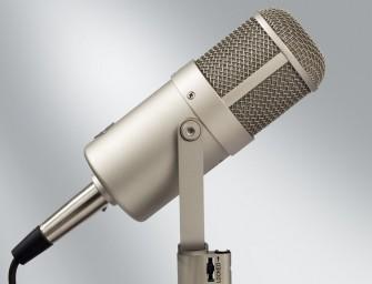 Universalmikrofon Neumann U 47 fet im Test