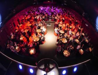 Varieté 2.0 im Varieté-Theater Et Cetera: Von sprechenden Drohnen, träumerischer Lichtmalerei und visueller Comedy