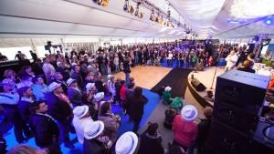 Der Hockenheimring: Eventlocation für Firmenevents