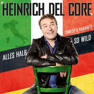 """Heinrich del Core sicherte sich den Publikumspreis """"Die scharfe Barte"""""""