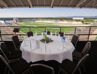 Der Hockenheimring als Eventlocation für Firmenevents