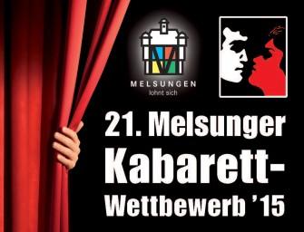 Die Preisträger des 21. Melsunger Kabarett-Wettbewerbs