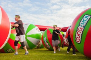 Inflatable Run Hüpfburgenwelt