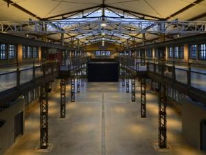 Eventlocation Schilde Halle erzählt Geschichten