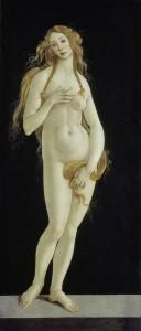 Sandro Botticelli Venus von 1490 in der Berliner Gemäldegalerie