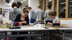 Unterricht und Theorie in der Artistenschule