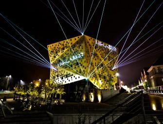 Multimedia-Show mit Gänsehaut-Garantie von HB-Laser