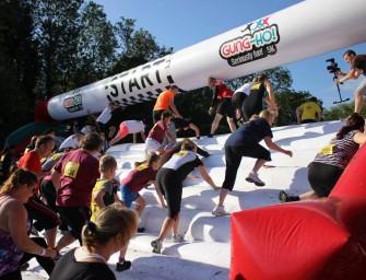 Inflatable Run: Die neueste Eventidee von Hüpfburgenwelt