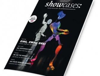 Teambuilding, kreative Maßnahmen und Live-Kommunikation in showcases